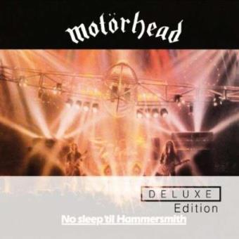 No sleep 'til hammersmith (2cd)