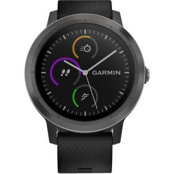 Relógio Desporto Garmin vívoactive 3 - Preto | Cinzento
