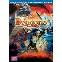 Dragons: O Fogo eo Gelo - DVD