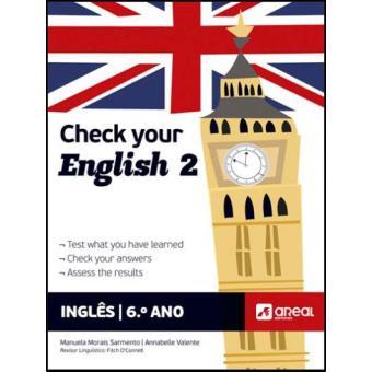 Check your English 2 - Inglês - 6.ª Ano