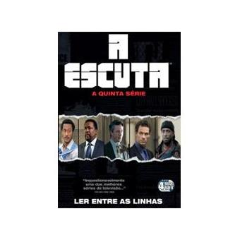 A Escuta - 5ª Temporada - DVD