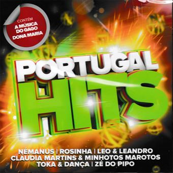 Portugal Hits - CD