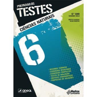 Preparar os Testes - Ciências da Natureza 6º Ano