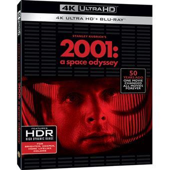 2001: Odisseia no Espaço - 4K Ultra HD + 2 Blu-ray