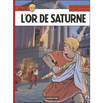 Alix - Livre 35: L'Or de Saturne