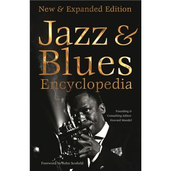 Definitive jazz & blues encyclopedi