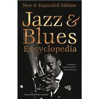 Definitive jazz & blues encyclopedi