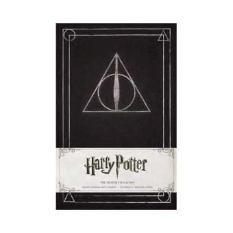 Caderno Pautado Harry Potter - Deathly Hallows A5