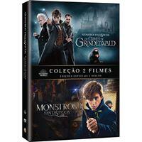 Pack Monstros Fantásticos 1 + 2 Coleção 2 Filmes - 2 DVD