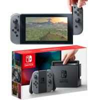 Consola Nintendo Switch 32 GB inclui Conjunto Comandos Joy-Con Cinzento (Esquerdo+Direito)