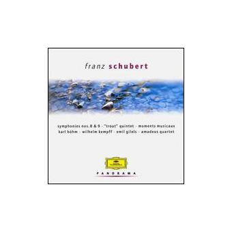 SCHUBERT-SINFONIAS 8 E 9
