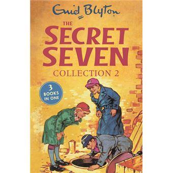 Secret Seven Collection 2