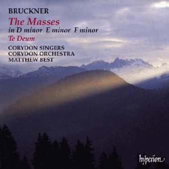 Bruckner: Masses/ Te Deum (3CD)