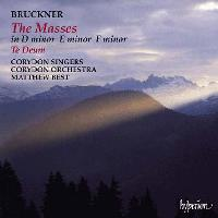 Bruckner: Masses/ Te Deum (3CD)