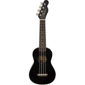 Ukulele Soprano Fender Venice Black