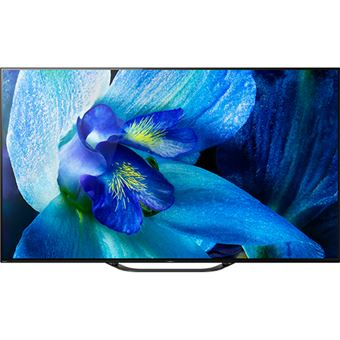 Smart TV Android OLED Sony UHD 4K KD-65AG8 165cm