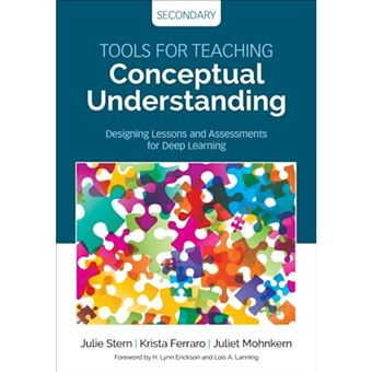 Tools for teaching conceptual under