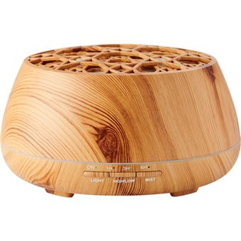 Coluna Bluetooth com Difusor de Aroma Aromasound Lilycherry