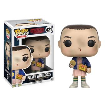 Funko Pop! Stranger Things Eleven with Eggos - 421