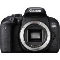 Canon EOS 800D - Corpo