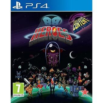 88 Heroes PS4