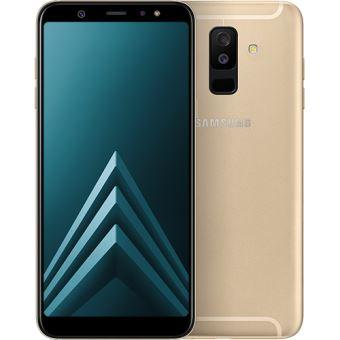 Smartphone Samsung Galaxy A6+ - A605F - Dourado