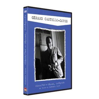 Olhar/Ver - Gerard, Fotógrafo - DVD