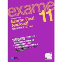 Preparação Para o Exame Nacional Final - Espanhol Iniciação 11º Ano