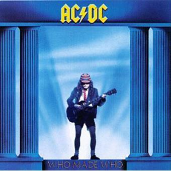 Who Made Who (Limited LP)