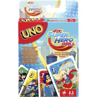 UNO DC Super Hero Girls - Mattel