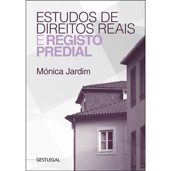 Estudos de Direitos Reais e Registo Predial