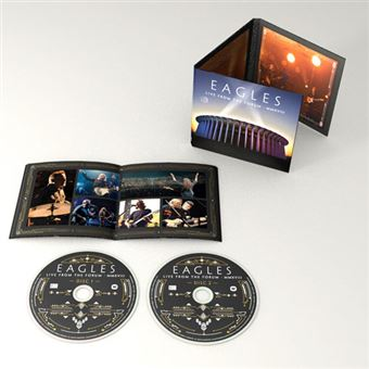 Live from The Forum MMXVIII - 2CD
