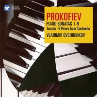 Prokofiev: The 9 Piano Sonatas & Toccata - 3CD
