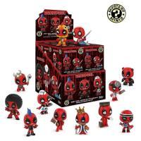 Mystery Minis: Deadpool - Envio Aleatório