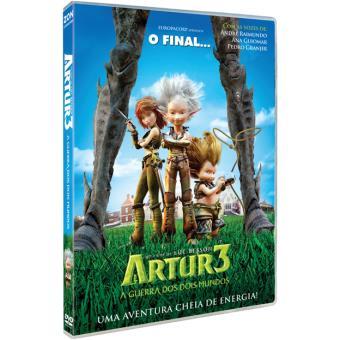 Artur 3 A Guerra Dos Dois Mundos Luc Besson Compra Filmes E