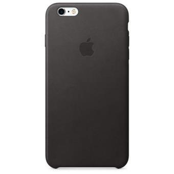 Apple Capa Pele para iPhone 6s Plus/6 Plus (Preto)