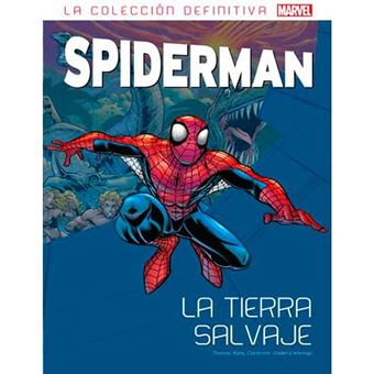 Spiderman 58-la tierra salvaje-defi