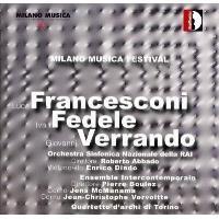 Milano Musica Festival Live Volume 5 | Francesconi, Fedele