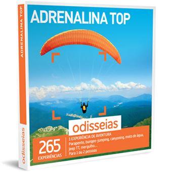 Odisseias 2019 - Adrenalina Top