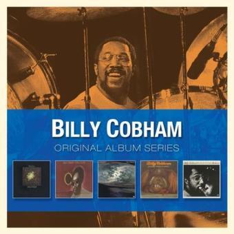 Billy Cobham: Original Album Series - 5CD