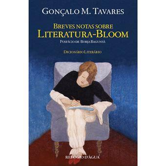 Breves Notas Sobre Literatura-Bloom