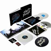 Box Alive 2007/ Alive 1997 (180g) (Limited Deluxe 4LP) (White Vinyl)