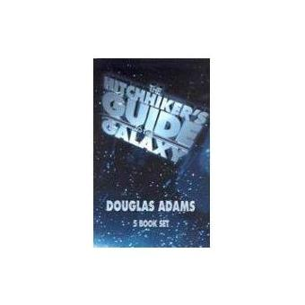 The Hitchhiker's Guide to the Galaxy Boxed Set