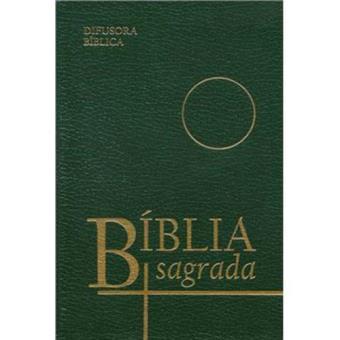 Bíblia Sagrada - Bolso - Notas Reduzidas