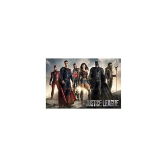Poster Justice League Movie Charac