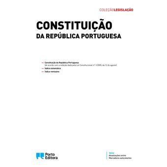 Constituição da República Portuguesa