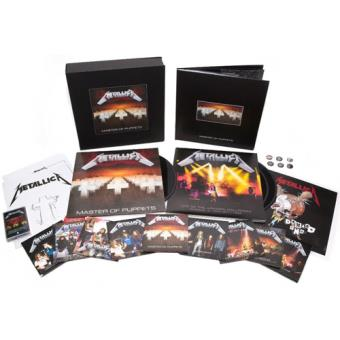Master of Puppets - Remastered (Deluxe Box)