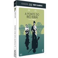 A Ponte do Rio Kwai - Coleção Blu-ray Very Classics