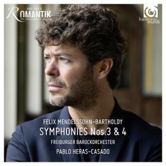 Mendelssohn | Symphonies Nos. 3 & 4