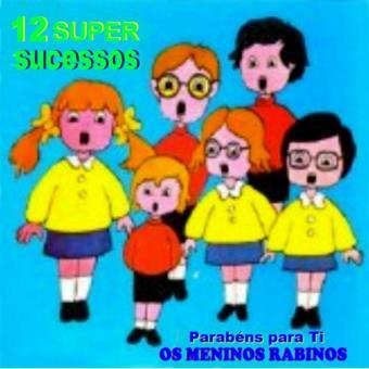 12 Super Sucessos - Parabéns para Ti - CD